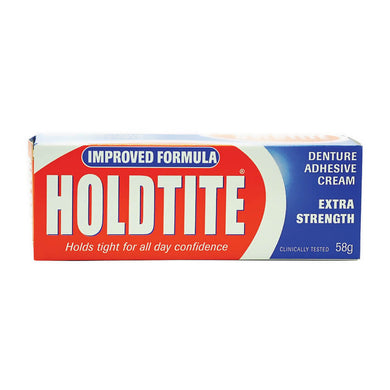 HOLDTITE Denture Cream 58g