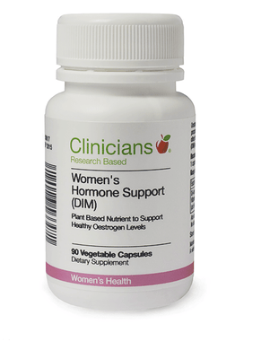 Clinicians Women's Hormone Support (DIM) 90 caps - Corner Pharmacy