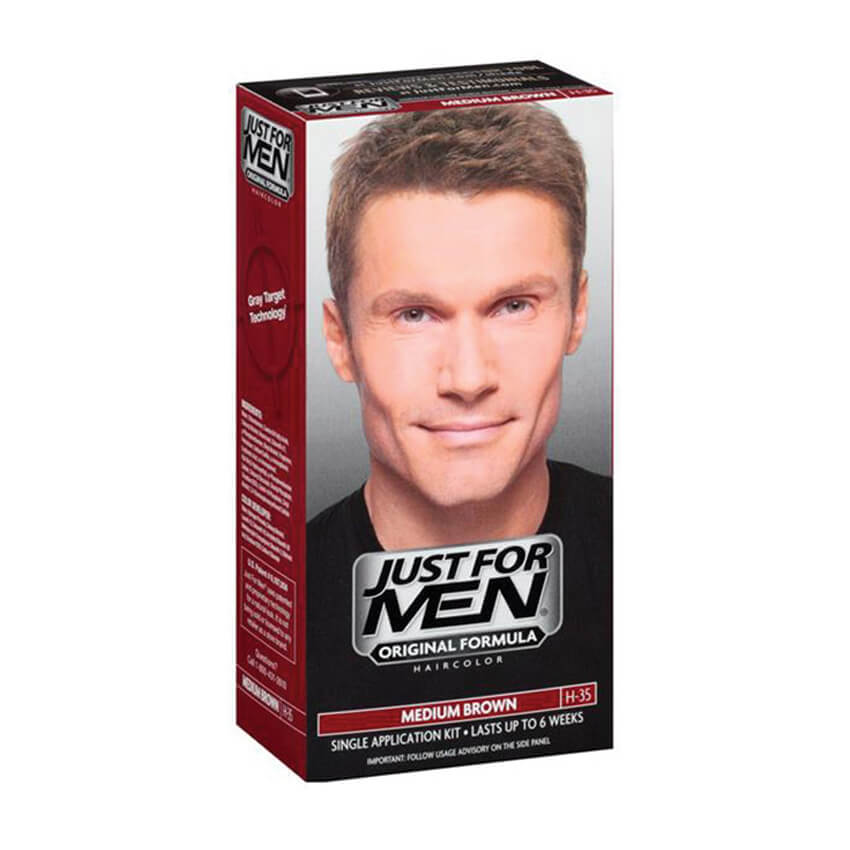 JUST FOR MEN ORIGINAL FORMULA HAIRCOLOR