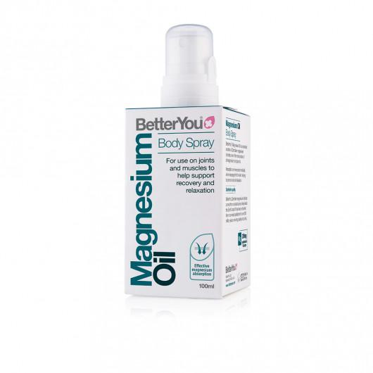 Magnesium Oil Body Spray - Corner Pharmacy