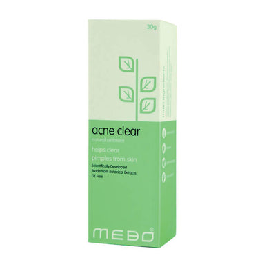 MEBO Acne Clear Ointment 30g