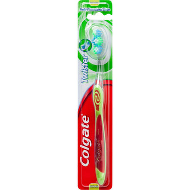 Colgate Twister Medium Multi- Dimensional Clean - Corner Pharmacy