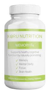 Koru Nutrition Memory Fx - Corner Pharmacy