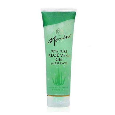Merino 97% Pure Aloe Vera Gel pH Balanced 250ml - Corner Pharmacy