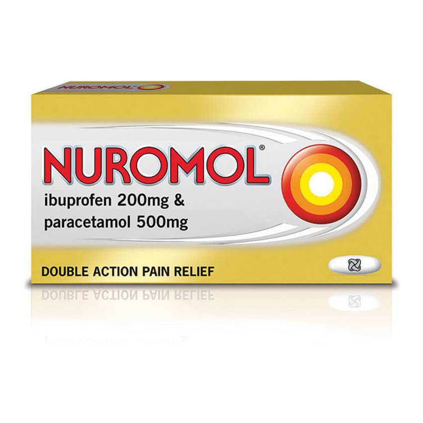 Nuromol Tablets 72s - Corner Pharmacy