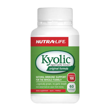 NL Kyolic High Potency Caps 60