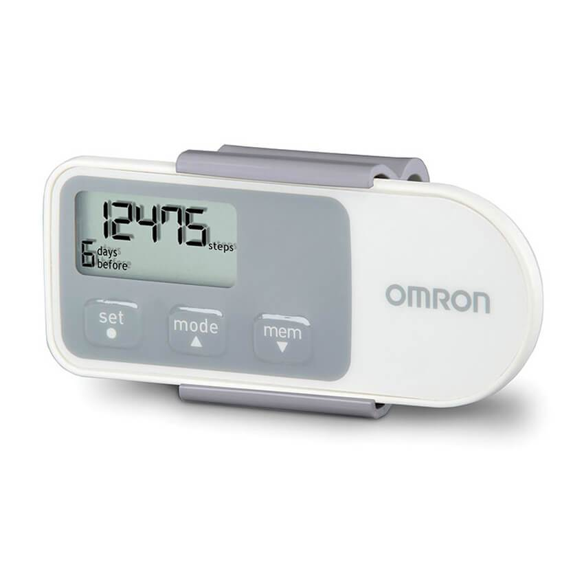 HJ-320 Tri-Axis Pedometer With Two Activity Modes