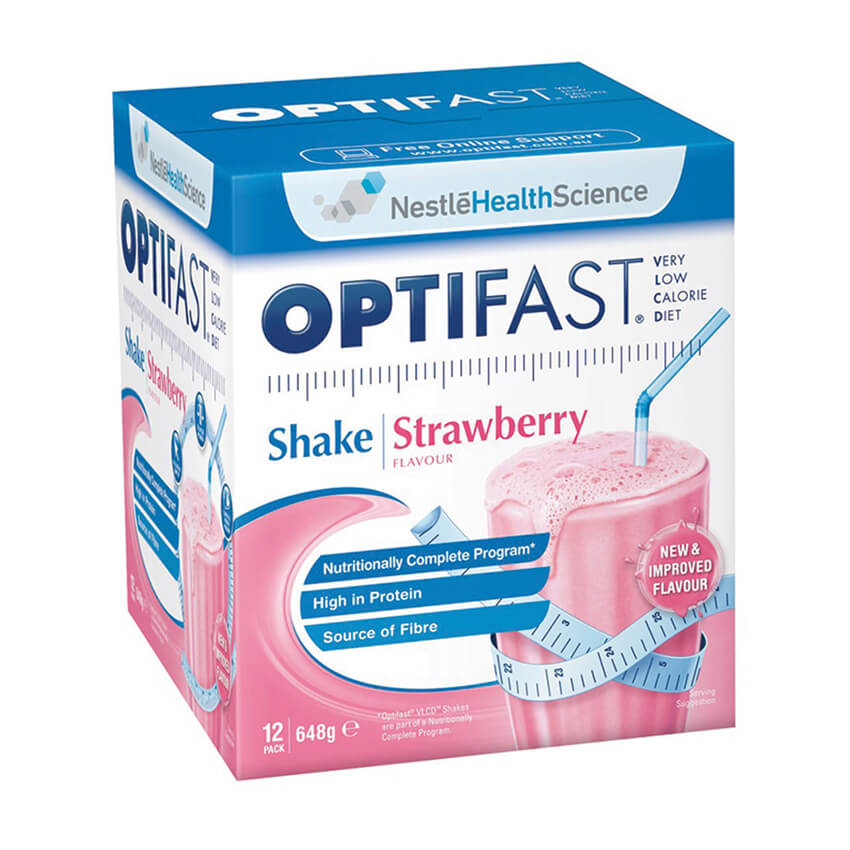Optifast Very Low Calorie Diet (VLCD) Strawberry