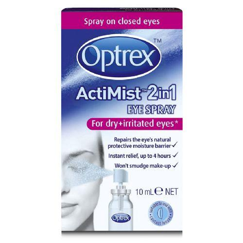 Optrex ActiMist 2 in 1 Eye Spray 10 ml - Corner Pharmacy