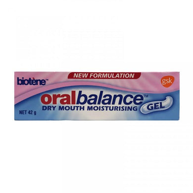 OralBalance Dry Mouth Moisturising Gel Net 42 g - Corner Pharmacy