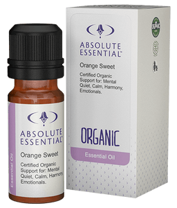 Orange Sweet (Organic) 10 ml - Corner Pharmacy
