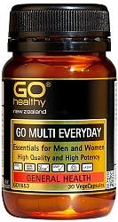 GO Healthy GO Multi Everyday 30 Vege Capsules - Corner Pharmacy