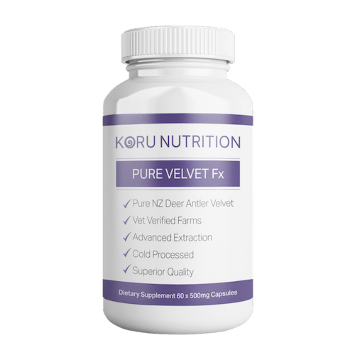 Koru Nutrition Pure Velvet Fx - Corner Pharmacy