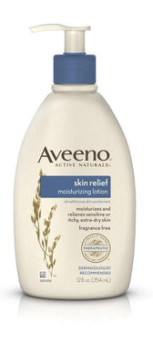 AVEENO Skin Relief Moist Lot. FF 354ml - Corner Pharmacy