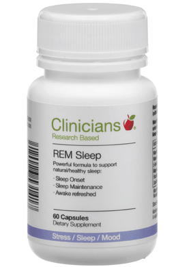 Clinicians REM Sleep 30 caps - Corner Pharmacy