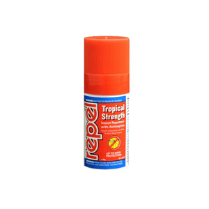 Repel Tropical Strength Insect Repellent With Antiseptics 30 g - Corner Pharmacy