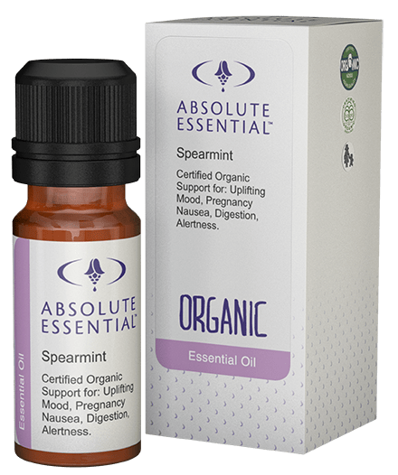 Absolute Essential Spearmint ORGANIC 10 ml - Corner Pharmacy