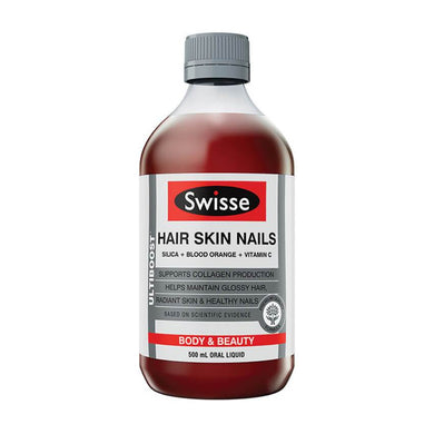 Buy Swisse Hair Skin Nails Liquid online