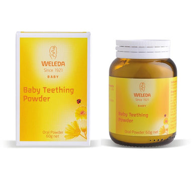 Weleda Baby Teething Powder Oral Powder 60 g - Corner Pharmacy
