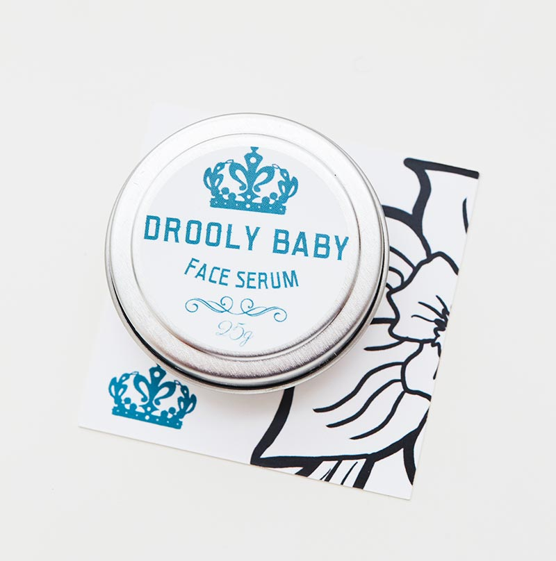 Drooly Baby Face Serum - royalhskincare
