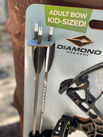 diamond atomic compound bow