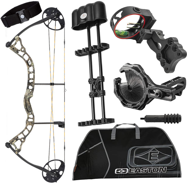 2021 Diamond Infinite 305 Compound Bow Package, Breakup Country, RH
