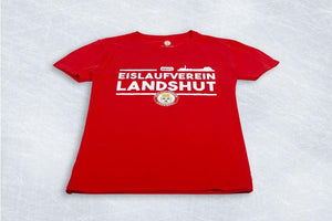 "EVL-Shirt ""Eislaufverein"" rot"