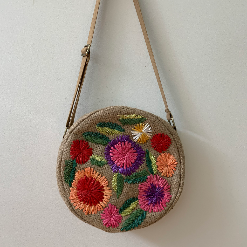 Embellised Bag