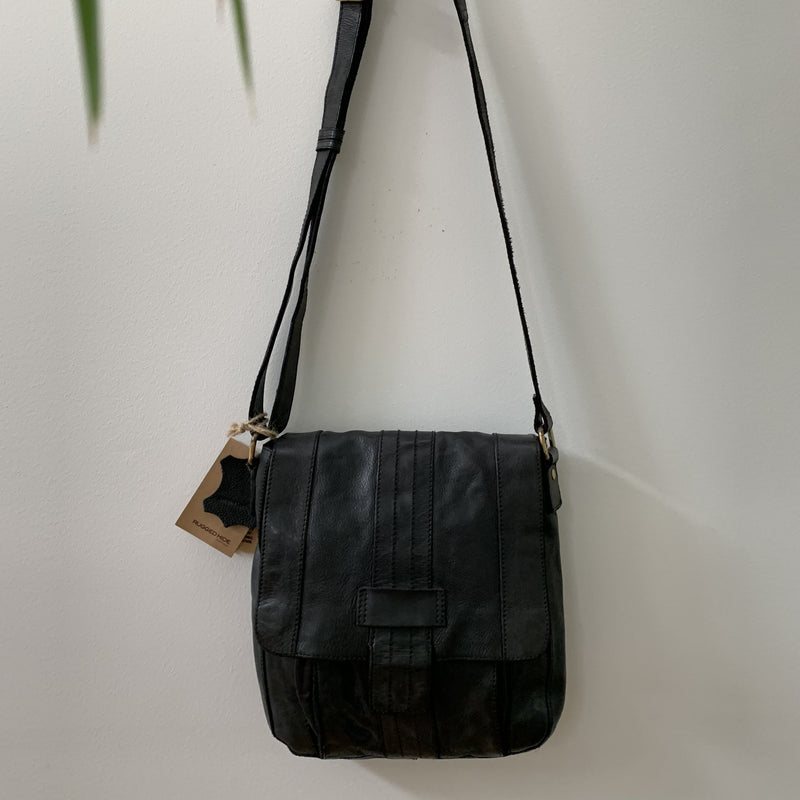 New York Leather Bag
