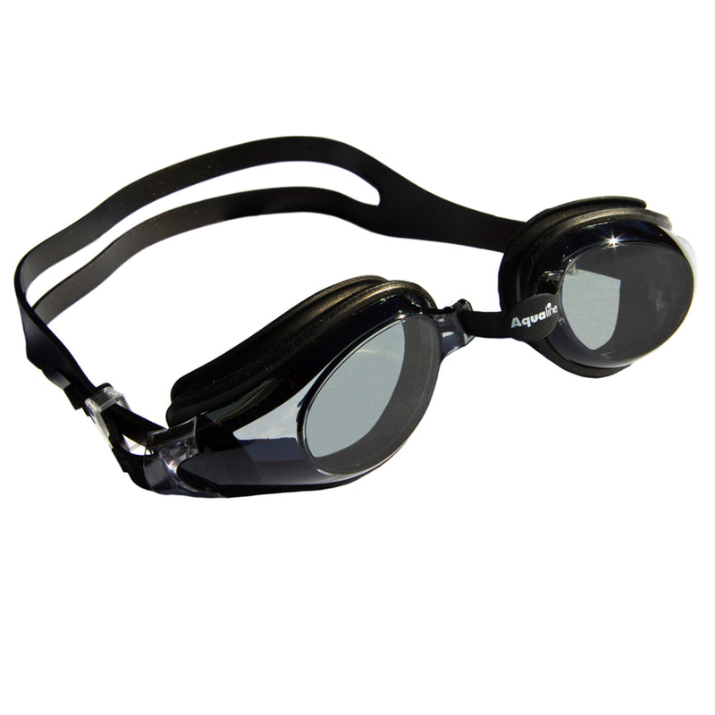 Aqualine Extreme Swimming Goggle Black