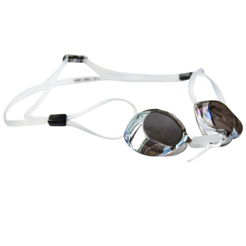 Aqualine Legacy Mirror Swedish goggles Clear with Gold Mirror Lens