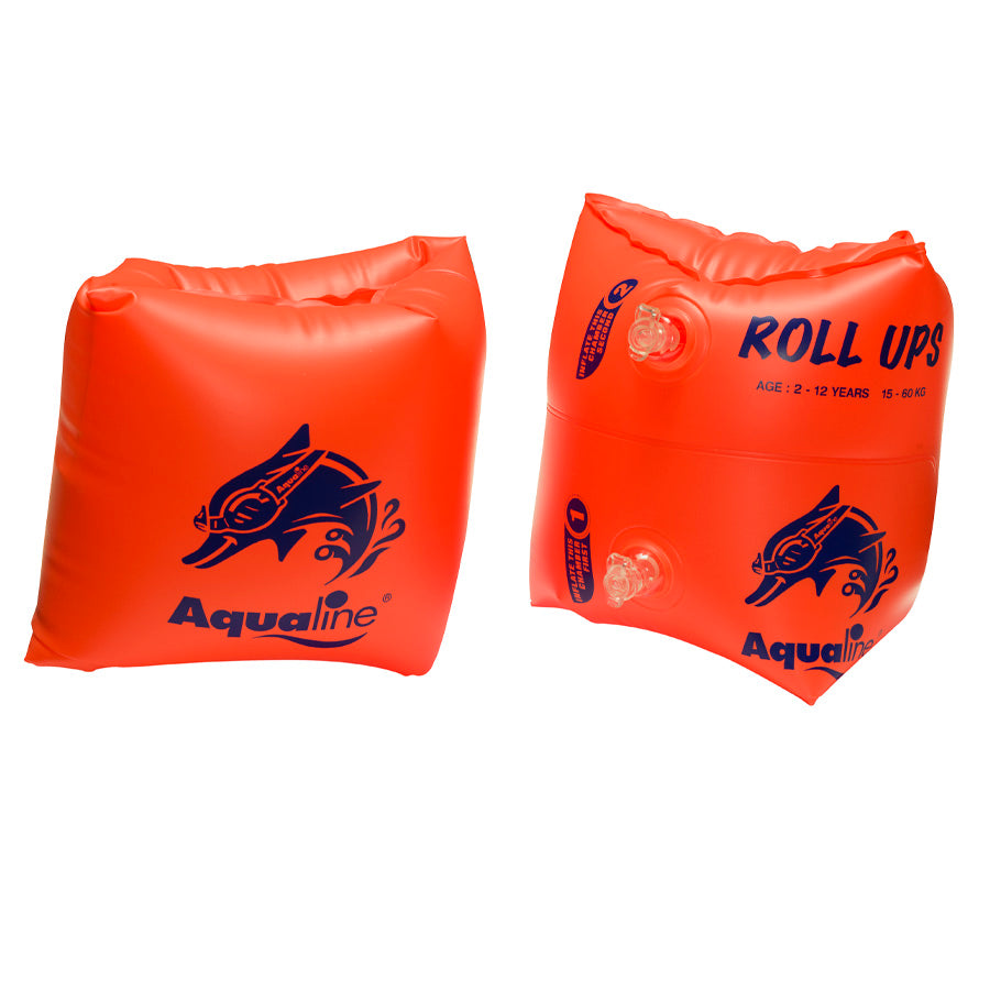 Aqualine Roll Up Armbands