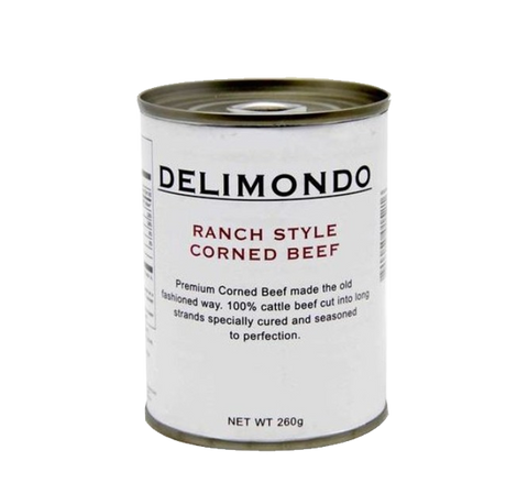 Delimondo Ranch Style Corned Beef 380g