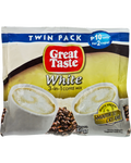 Great Taste White Twin Pack 50g