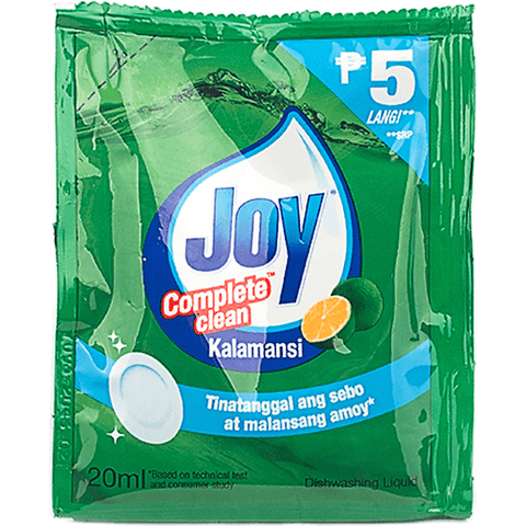Joy Dishwashing Liquid 18.5ml (6s)