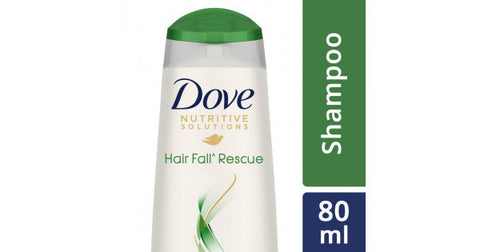 Dove Shampoo Hairfall Rescue Plus 80ml
