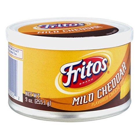 Fritos Mild Cheddar Flavored Cheese Dip 255.1 g