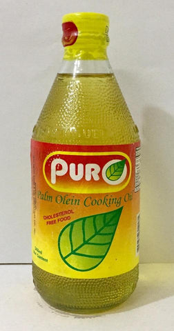 Puro Palm Cooking Oil 348ml