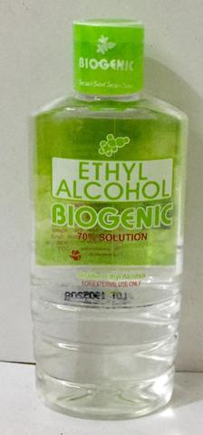 Biogenic Alcohol Green 500ml