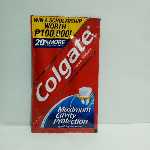 Colgate Regular 24g