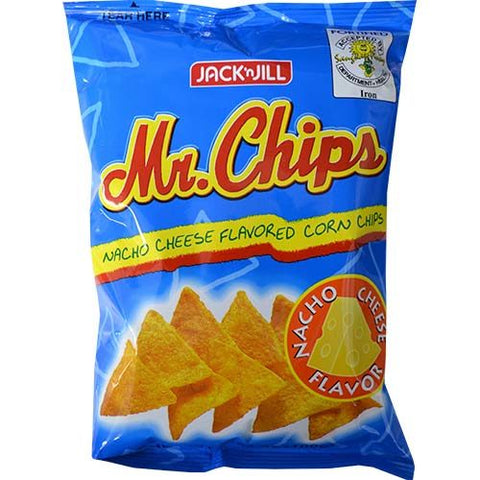 Mr. Chips Cheese 100g