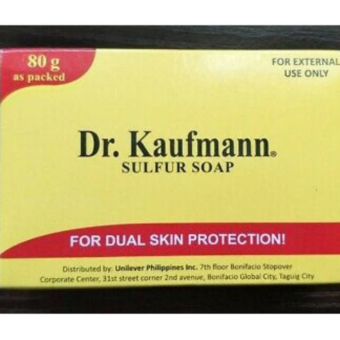 Sulfur Soap Dr. Kaufman