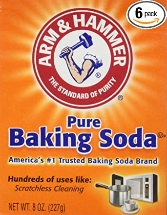 Arm & Hammer Baking Soda 8oz