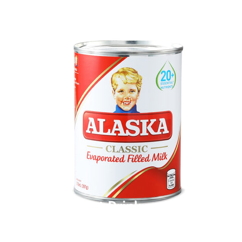 Alaska Evaporated Milk 370ml