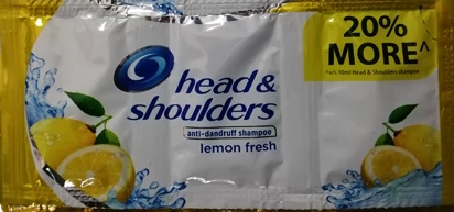 Head & Shoulders Lemon Fresh (6s)