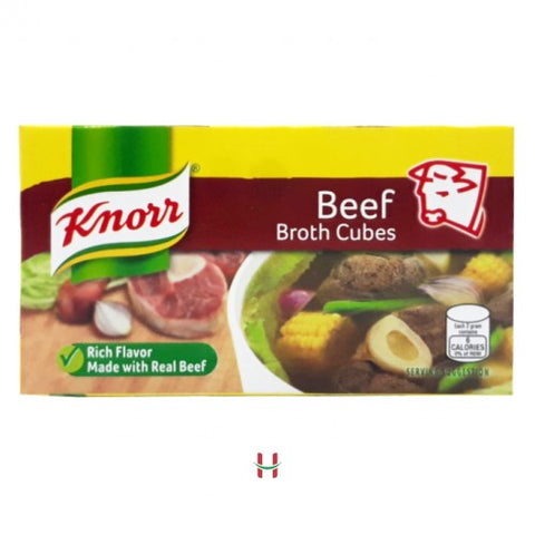 Knorr Cubes Beef (6s)