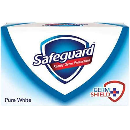 Safeguard Pure White 85g