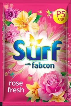 Surf Powder Rose Fresh 65g (6s)