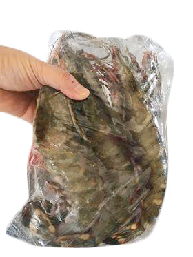 Black Tiger Prawns 1kg