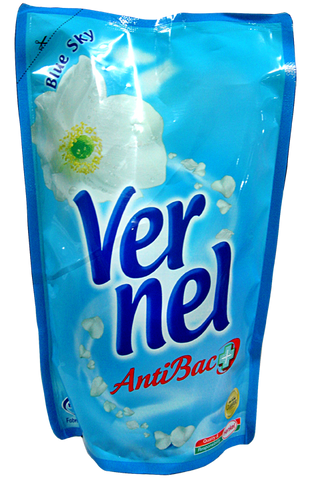 Vernel Blue Sky Fabric Conditioner 400ml